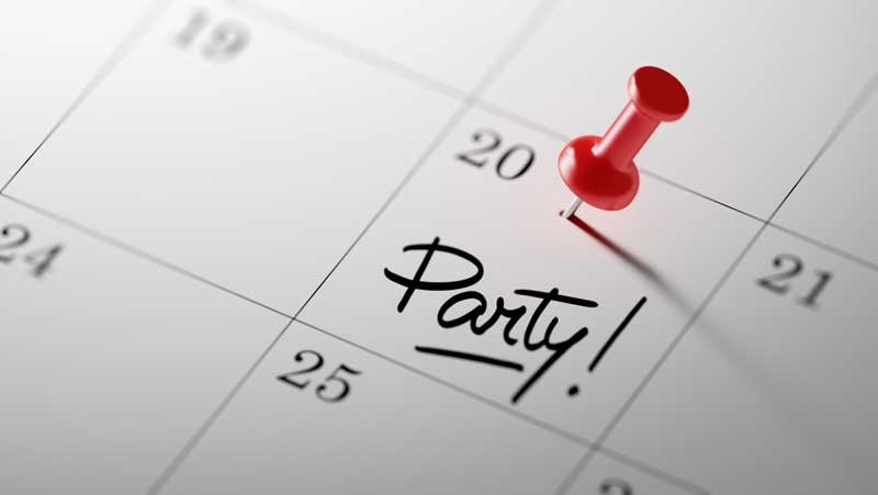 Human Resources Tip on Holiday Parties from SmartPayroll Solutions, Atlanta, GA