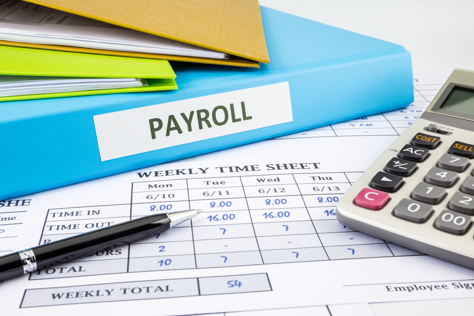 Small business workshop on payroll.
