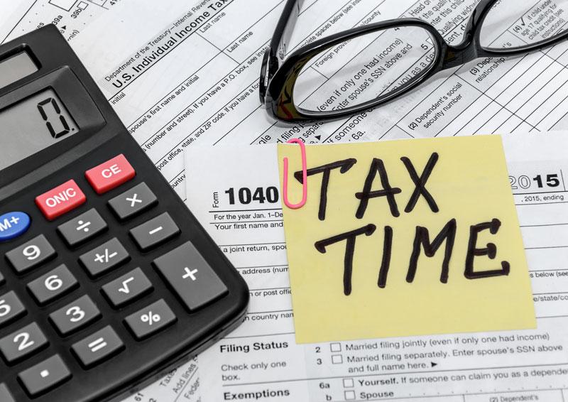 Income Tax Season in Atlanta, GA