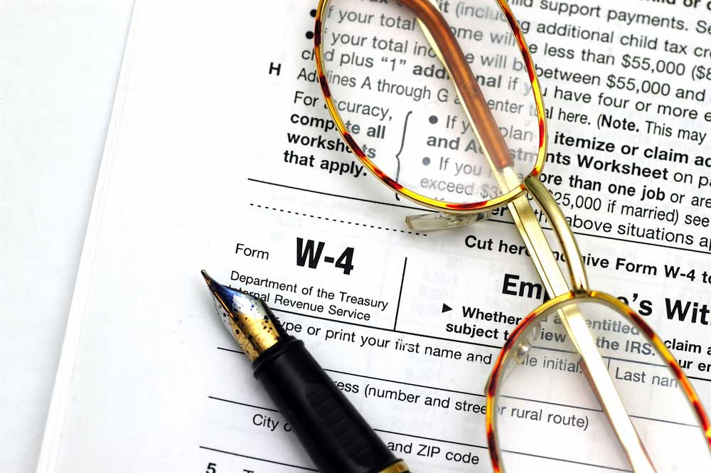 The IRS released a new versionof Form W-4 and its online withholding calculator. Get the details and help your employees get their deductions right!