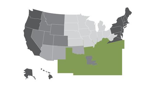 Payroll Services - Southeastern Region